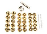 Camco Snap Fastener Kit w/ Flaring tool, 10pk