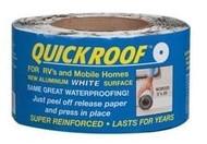 """Quick Roof Aluminum Roof Repair, 3"""" x 25'"""