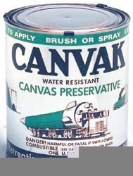 Canvas Preservative, 1 Gal