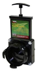 Valterra Twist on Waste Valve, Boxed