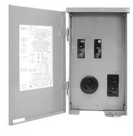 30 Amp Power Outlet w/ GFI Receptacle