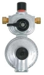 254 Automatic Changeover LP Propane Regulator