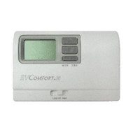 Coleman Digital Zoned Comfort Zone Control Thermostat, White
