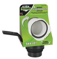 Thetford Titan Revolve Sewer Adapter w/ Handle
