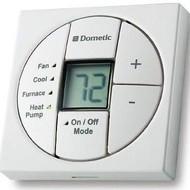 Dometic Single Zone Thermostat Heat Strip, White