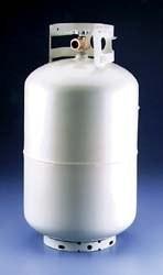 LP Cylinder, 30lbs