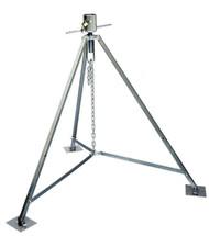 Ultra Fab 5th Wheel King Pin Stabilizer w/ Lock Tripod
