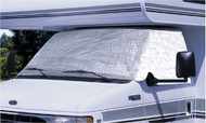 Camco RV Cover Windshield Class C, Arctic White, Dodge 1993
