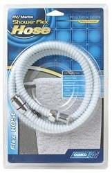 Camco Flex Hose, White