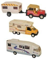 RV Action Toy, Class C Motorhome