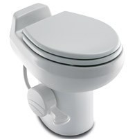 Dometic Sealand Traveler China Toilet High, White
