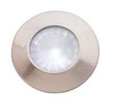 Halogen Light w/ Mounting Collar, Nickel