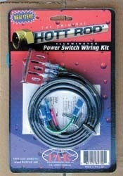 Hott Rod Water Heater Wiring Switch Conversion Kit