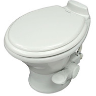 Dometic Low Profile 310 Series RV Toilet, White