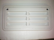 Dometic Refrigerator  Access Door/Panel/Vent, Exterior, Polar White