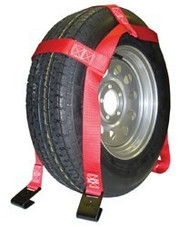 Tie Down Strap for Tow Dollies