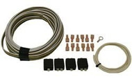 Blue Ox Tail Light Wiring Kit, 3 Diodes for Saturn