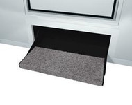 "Outrigger RV Step Rug, 23"", Castle Gray"