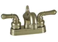 "Empire Brass 4"" Tub/Shower Diverter w/ Teapot Handles, Nickel"