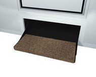 "Outrigger RV Step Rug, 23"", Walnut Brown"