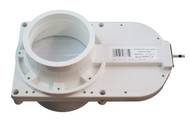 "Thetford 3"" Toilet Dump Valve (Requires Extension Handle)"