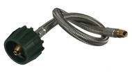 Propane Pigtail Connector LP Acme Hose 36""