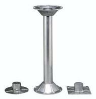 """Pedestal Table Leg 18"""" w/o Base"""