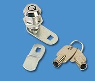 Ace Key Baggage Lock, 1 1/8""