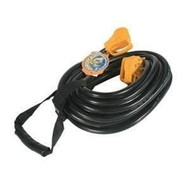 Camco 30 Amp Power Grip Extension Cord, 50'