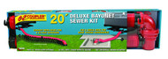 Valterra EZ Coupler Deluxe Bayonet Sewer Hose Kit, 20', Boxed