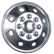 """Wheel Cover 19-1/2"""" Single Cover Front, All Wheels"""