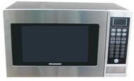 Microwave Stainless Steel Trim Kit