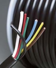 7 Conductor Multi-Gauge Wire