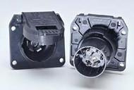 7-Way RV OEM Replacement Socket