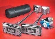 Hadley Rectangular Bell Ambassador Horn Kit
