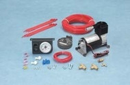 Firestone Ride Rite Standard Air Bag Compressor Control Kit, Single, L