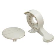 Pedal & Cover Kit, White