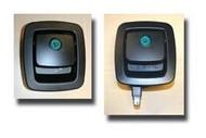 Trimark 60-460 Baggage Door Lock, Black