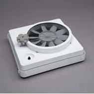 Hengs Vortex Single Speed Fan Vent, White