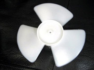 Powered Vent Dome Fan Blade, 115V