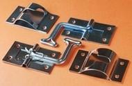 Entry Door Holder 90°, Stainless Steel