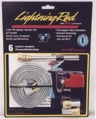 Lightning Rod Universal 110 Volt Water Heater Kit