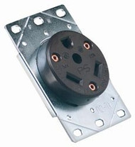 RV Receptacle & Plate