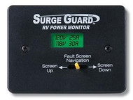 Surge Guard Remote Display w/ 50' Cable Hardwire