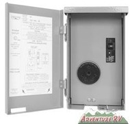 30 Amp Power Outlet w/ 30A Circuit Breaker