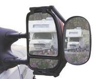 XLR Ratchet Clip On Mirror