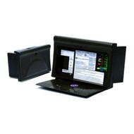 WFCO Power Center Coverter, 25 Amp, Black