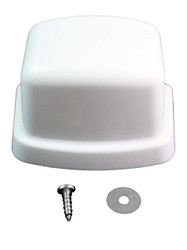 Dometic Vacuum Breaker Cover Kit, White