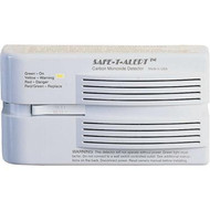 Safe-T-Alert Carbon Monoxide Detector - Surface Mount - White
