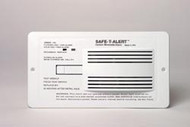 Safe-T-Alert Carbon Monixide Detector - White